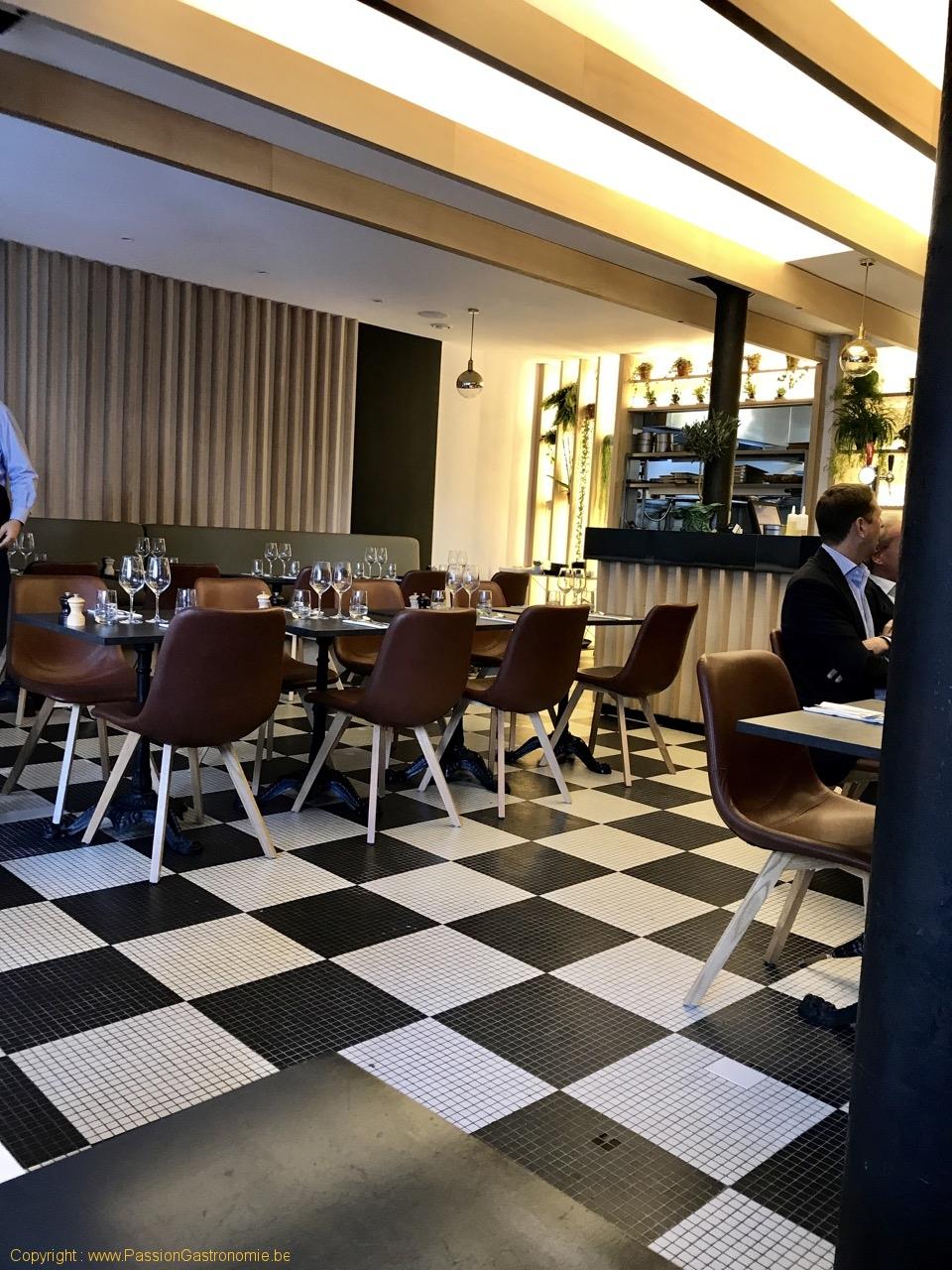 Restaurant Harvest - La salle