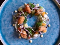 Restaurant Harvest - Fraîcheur iodée