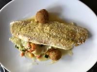 Restaurant Harvest - Bar en croûte